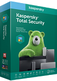 Kaspersky TOTAL Security - 2PC